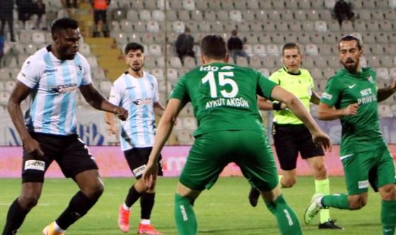 """Ali Aköz """"İyi oynadığımız maçı kaybettik"""""""