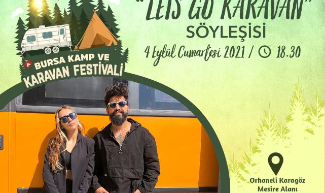 Bursa Kamp ve Karavan Festivali başlıyor! Program haberimizde